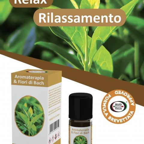 RELAX TEA TREE ΚΑΙ WALNUT